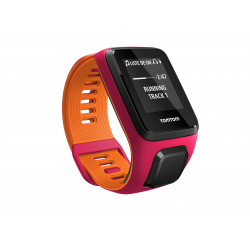 TOM TOM RUNNER 3 CARDIO+MUSIC  FUSCHIA/ORANGE