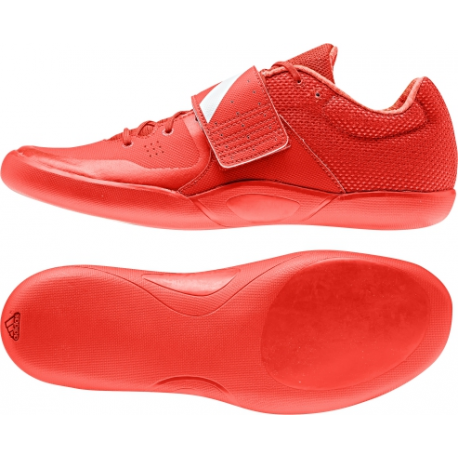 adidas Discus Hammer 2016 Rouge