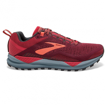CASCADIA 14 W RED/CORAL