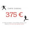 CARTE CADEAU 375€
